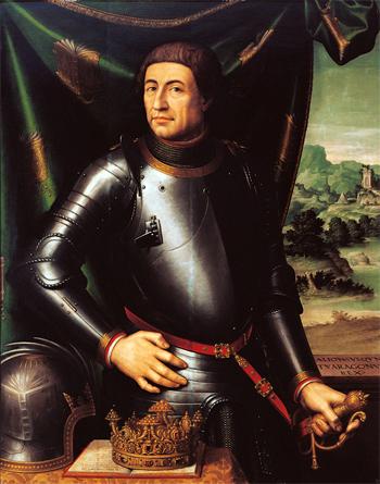 """Alfonso V d'Aragone detto """"Il Magnanimo"""""""