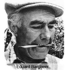 Celebri le serate di Bargheer da avventore al Bar Internazionale di Maria Senese, una bar-caffetteria-taverna che dall'inizio degli anni '50 fino alla fine ... - bargheer