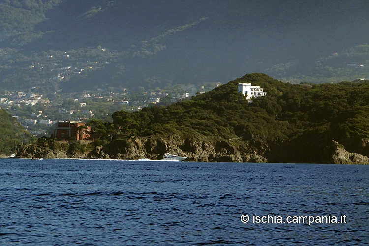 La Colombaia, il rifugio d'artista di Luchino Visconti