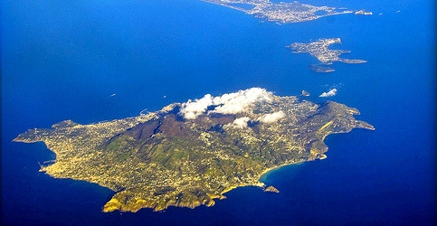 Cenni geologici sull'isola d'Ischia