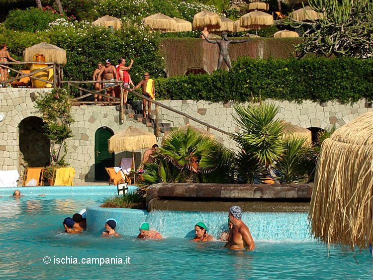 I giardini poseidon terme isola d 39 ischia guide - Giardini di poseidon ischia ...