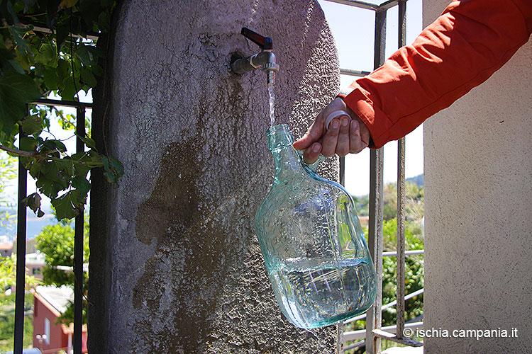 Fonte di Buceto: bene comune dell'isola d'Ischia