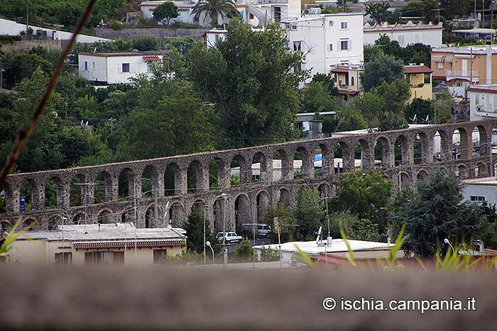 L'acquedotto dei Pilastri