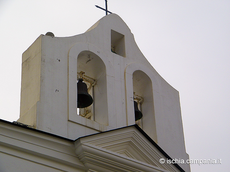 Il santuario della madonna della libera di forio isola d - Divo santa maria a monte ...