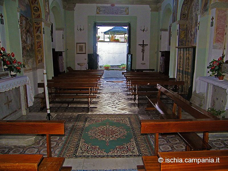 Il Santuario della Madonna della Libera di Forio