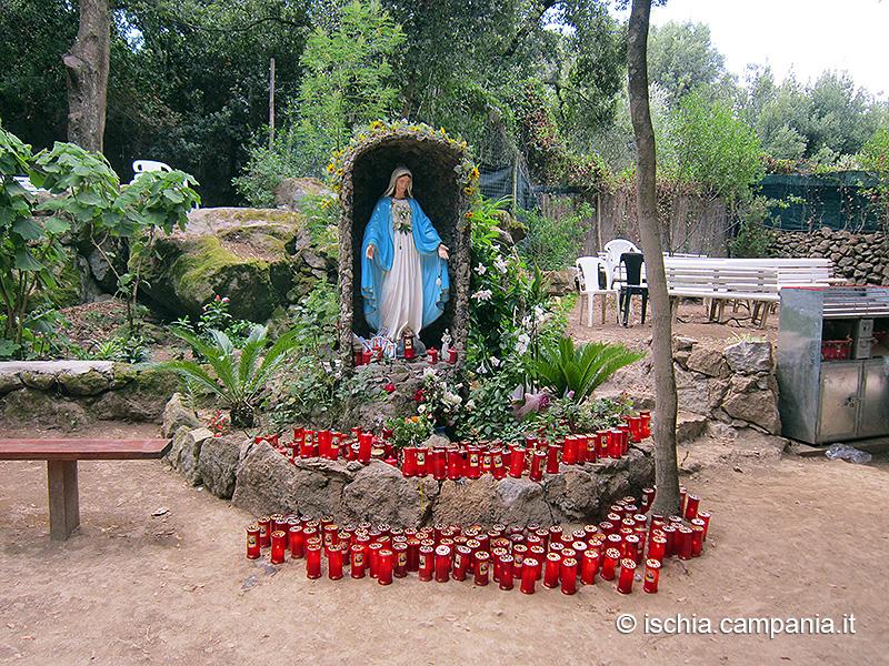 La Madonna di Zaro e il turismo religioso a Ischia