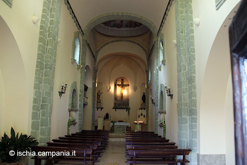"""La Chiesa di San Ciro al Ciglio: alla scoperta del """"genius loci"""" dell'isola d'Ischia"""