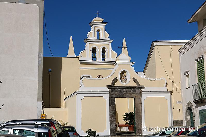 Chiesa dell'Arciconfraternita di Santa Maria Visitapoveri a Forio