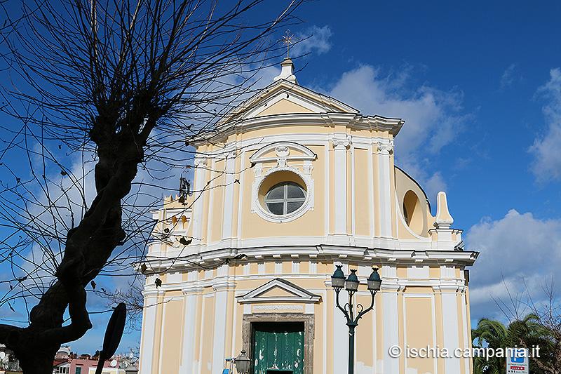 La Chiesa di Santa Maria delle Grazie a Ischia Porto