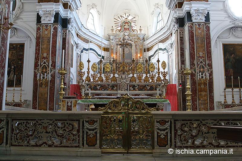 La Chiesa di Santa Maria di Loreto a Forio