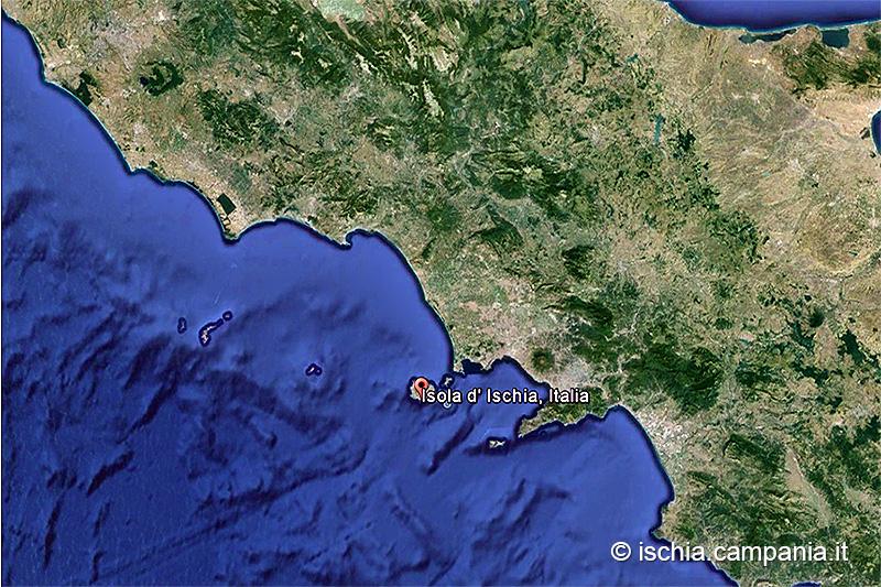 Ischia F.A.Q.: domande frequenti sull'isola d'Ischia