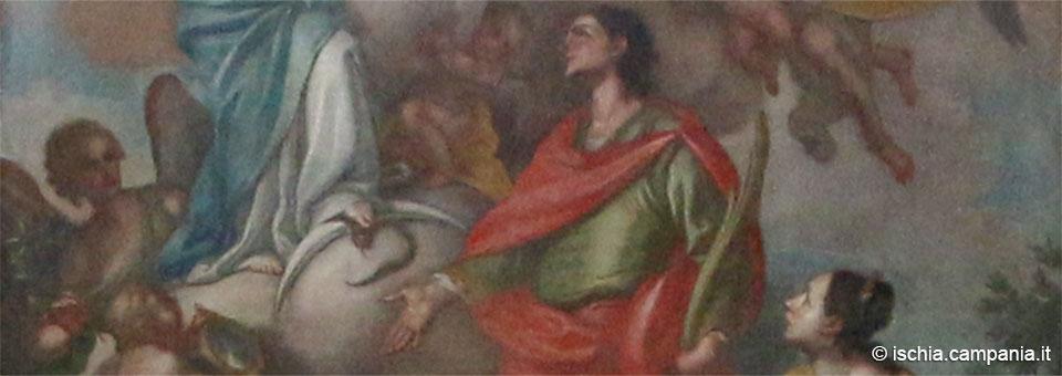 L'arte neoclassica di Alfonso Di Spigna, pittore ischitano del XVIII secolo