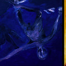 Il realismo visionario di Gabriele Mattera, l'artista del Castello Aragonese
