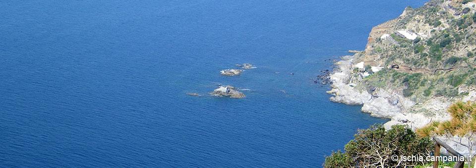 La Scannella, angolo di paradiso dell'isola d'Ischia