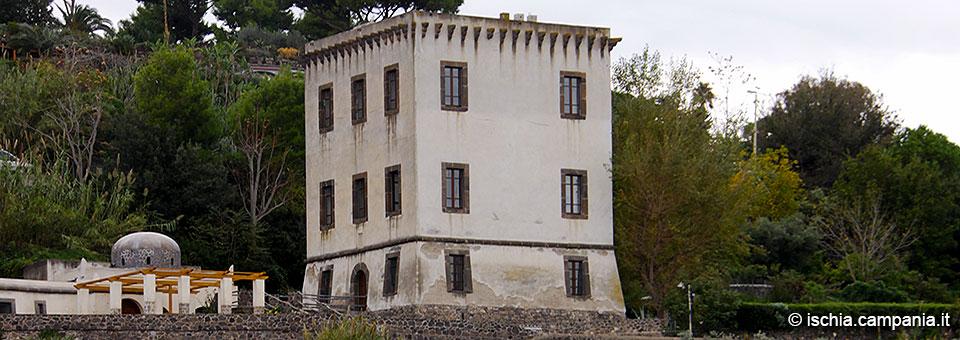 Ischia, la Torre di Guevara a Cartaromana