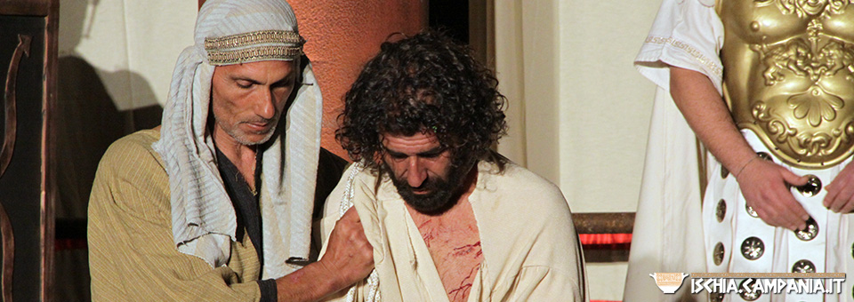 Forio e la Passione di Cristo