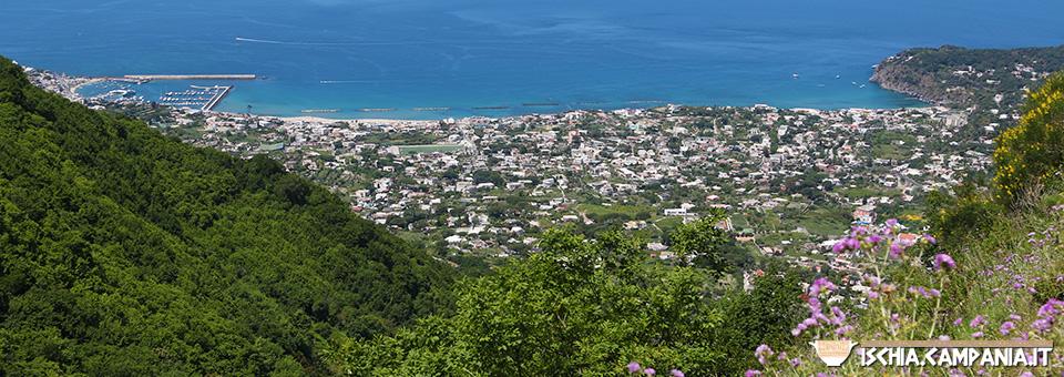 I panorami di Ischia