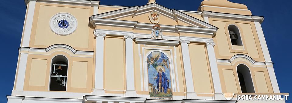 La Basilica di San Vito a Forio