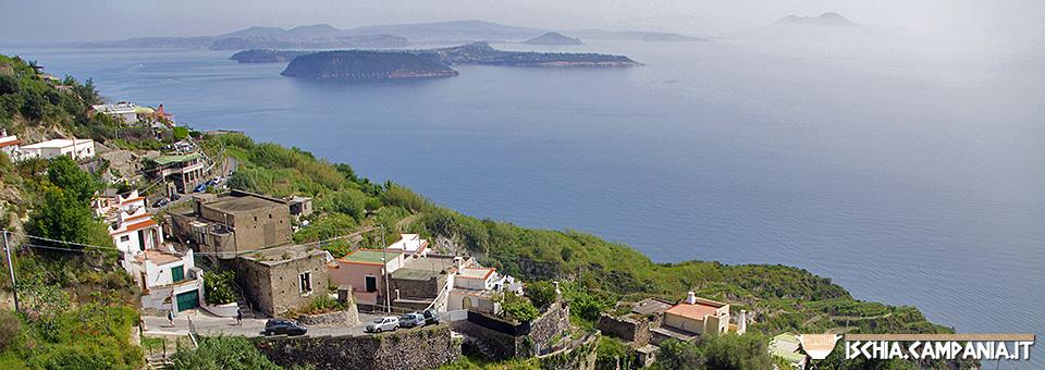 Campagnano, il borgo incantato tra terra e mare