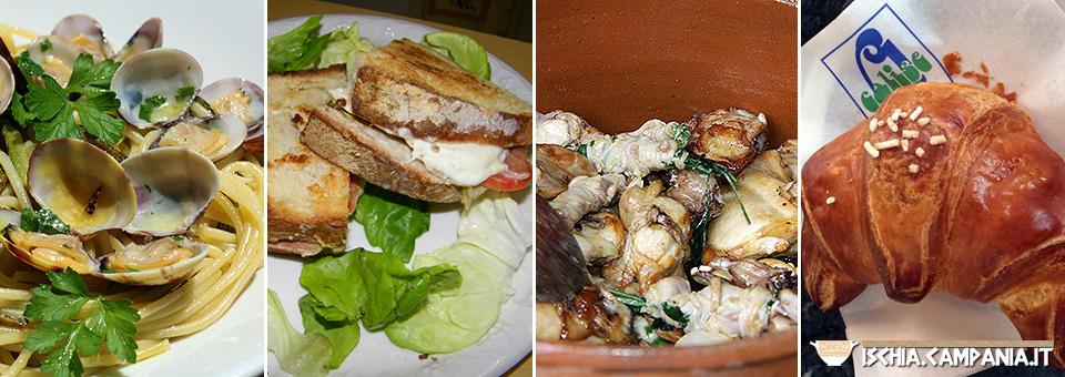 5 cose da mangiare a Ischia