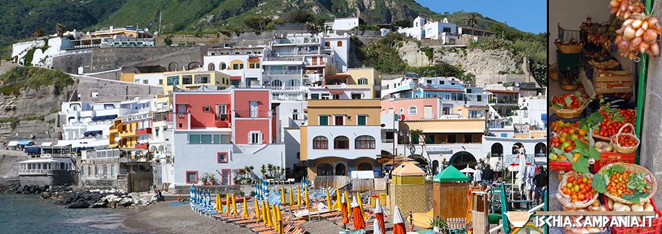 I colori di Ischia