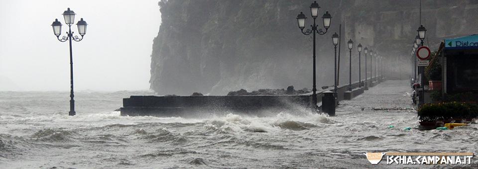 Ischia d'inverno in 10 immagini spettacolari