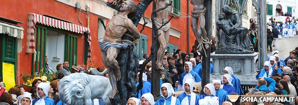 I Misteri, la processione del Venerdì Santo a Procida