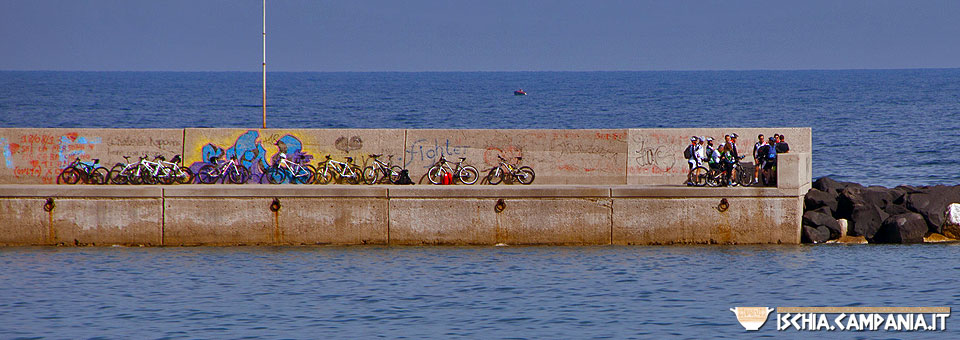 Ischia Off Road, a Ischia in mountain bike