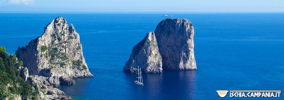 Da Ischia a Capri | Gite di un giorno