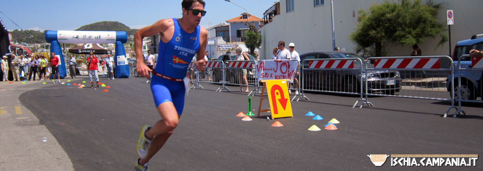 """Ischia Sunset Triathlon"": un weekend di sport e benessere a Forio"