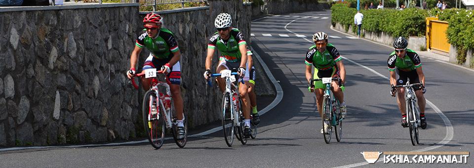"""Ischia 100"", vacanze in bicicletta sull'isola d'Ischia"