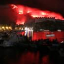 Ischia, Festa di Sant'Anna: barche, luci e fuochi pirotecnici