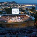 Visita al Teatro Greco dei Giardini La Mortella