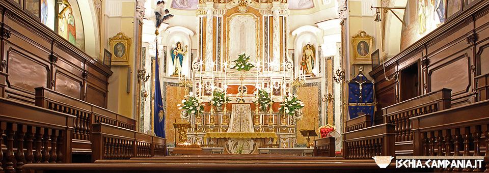 L'Arciconfraternita di Santa Maria di Costantinopoli a Ischia Ponte