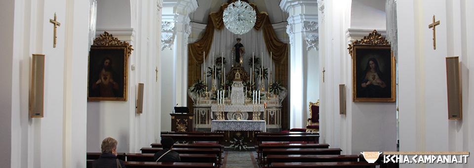 La chiesa di San Leonardo a Panza