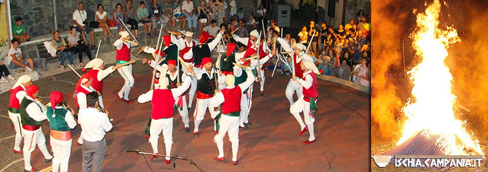 La notte di San Giovanni: Ischia saluta il solstizio d'estate