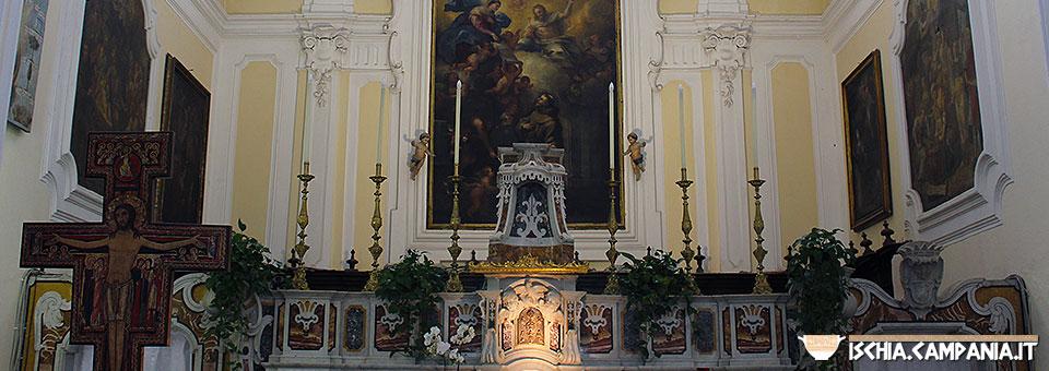 La Chiesa San Francesco d'Assisi a Forio