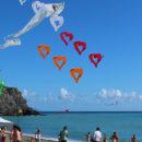 Ischia Wind Art. Ai Maronti l'arte spicca il volo
