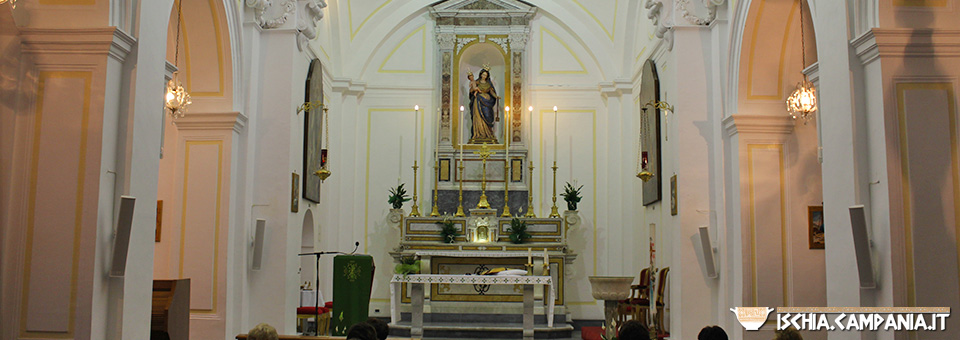 La chiesa di San Giorgio Martire a Testaccio