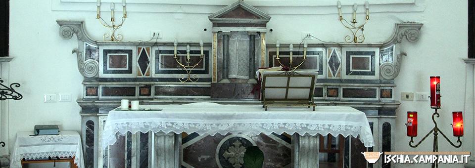 La parrocchia di San Michele Arcangelo a Forio