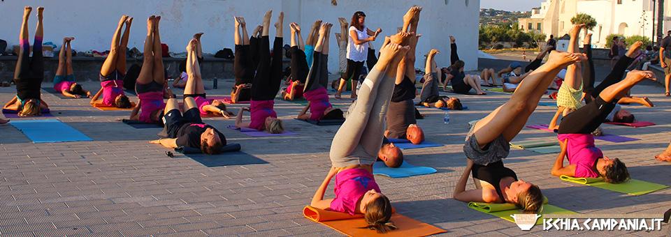 Yoga a Ischia