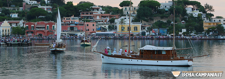 Festa del Porto d'Ischia, tra storia e suggestione