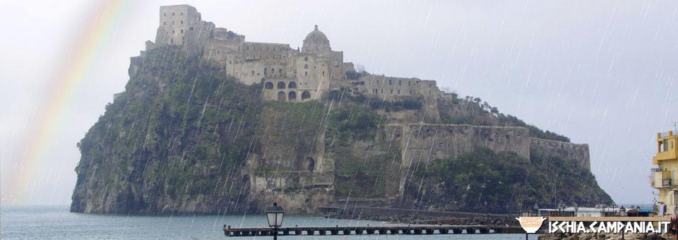 Ischia, cosa fare quando piove?