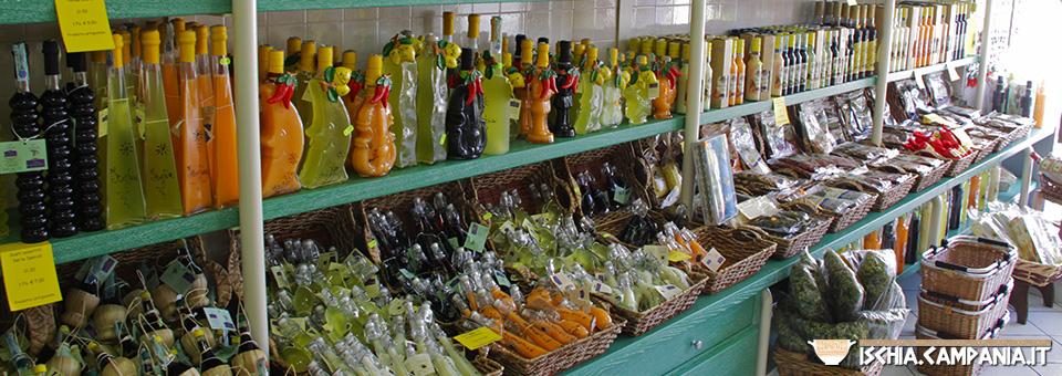 Shopping a Ischia: cosa comprare sull'isola
