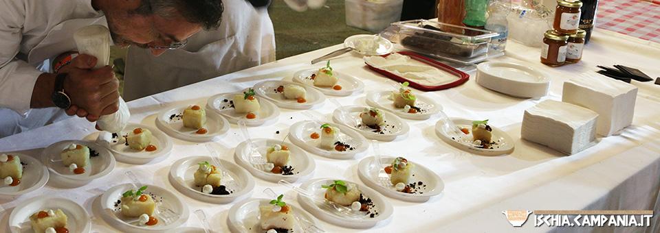 Ischia Safari, l'evento gastronomico di settembre al Negombo